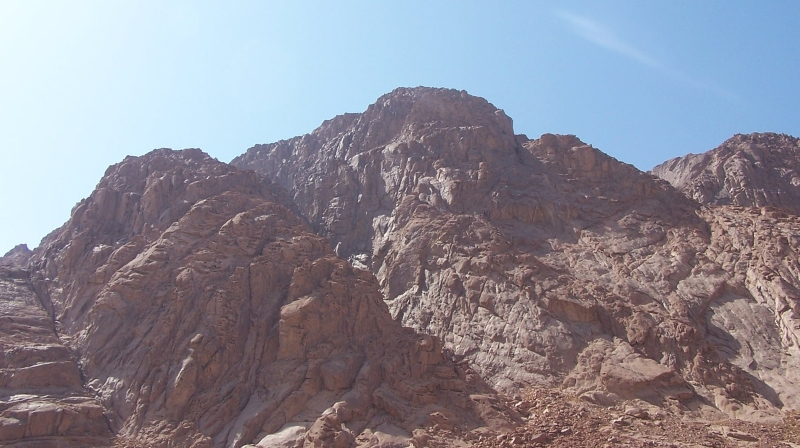 On Mount Sinai (2004)